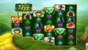Obrázek ze hry automatu Magic of Oz