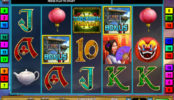 Automat pro zábavu Mandarin Fortune online