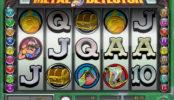 Kasino hrací automat Metal Detector