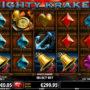 Herní automat Mighty Kraken zdarma online