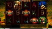 Automatová casino hra Mystical Pride
