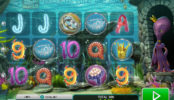 Obrázek ze hry automatu Octopus Kingdom zdarma