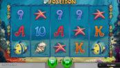 Podmořský online automat zdarma Palace of Poseidon bez registrace