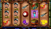 Herní online automat Pinocchio's Fortune zdarma