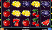Kasino automat Purple Fruits od Casino Technology