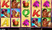 Zahrajte si online automatovou casino hru Queen of Rio