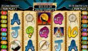 Online automatová casino hra bez stahování Rain Dance