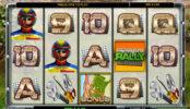 Rally herní automatová hra bez registrace