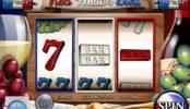 Hrací kasino automat Red, White and Bleu bez vkladu