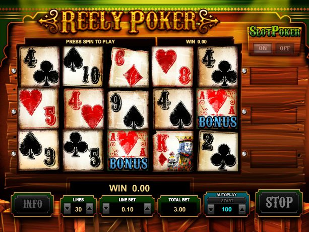 Hrat hru poker zdarma
