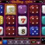 Herní automat bez stahování Rolling Dice
