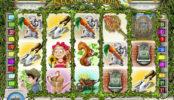 Online kasino automat bez registrace Secret Garden