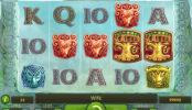 Obrázek z výherního casino automatu Secret of the Stones