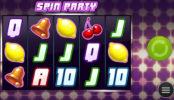 Herní kasino automat bez registrace Spin Party