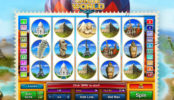 Obrázek z hracího automatu Spin the World zdarma