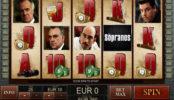 Obrázek ze hry automatu The Sopranos