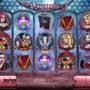 Obrázek z casino automatu The Vampires