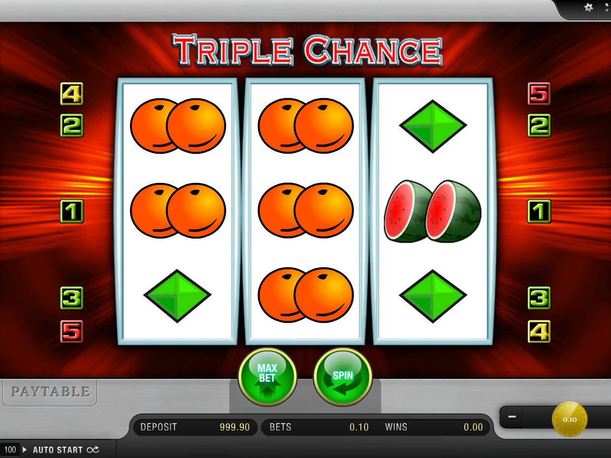Triple Chance Online