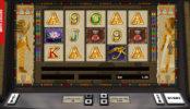 Zábavný kasino automat bez vkladu Tutankhamun