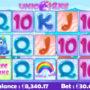 Hrací kasino automat online Unicorns