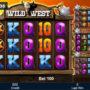 Obrázek ze hry automatu Wild West