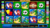 Online výherní automat World Cup: Soccer Spins