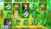 World of Oz online kasino automat
