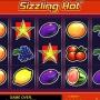obrázek z automatu Sizzling Hot online zdarma