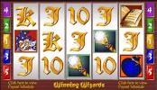 Online automatová casino hra bez stahování Winning Wizards