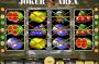 Online automatová casino hra bez stahování Joker Area