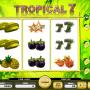 Tropical 7 online automat zdarma