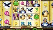 hrací online automat Druidess Gold zdarma