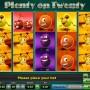 herní automat Plenty on Twenty zdarma online