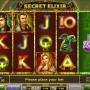 herní automat Secret Elixir zdarma