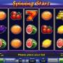 hrací automat Spinning Stars online zdarma