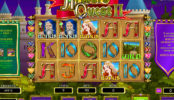 Online casino automat Arthur's Quest II
