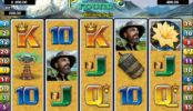 Hrací kasino automat Paradise Found