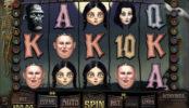 Obrázek ze hry automatu Spooky Family online