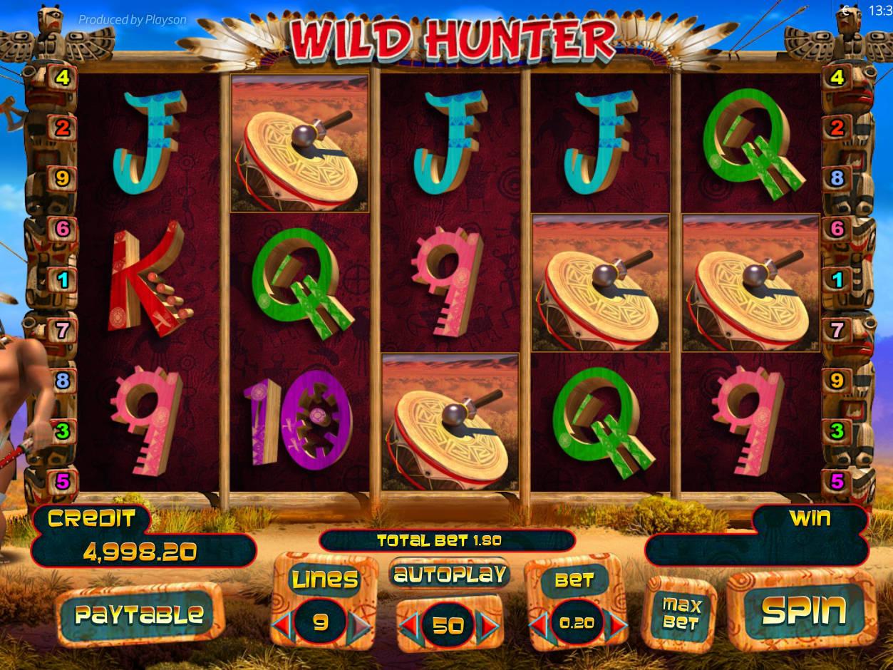 Игровые автоматы wild hunter Мелеуз
