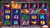 Casino automat Arabian Rose bez registrace