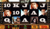 Hrací automat Cowboys and Aliens