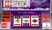 Herní automat Diamond Dreams