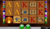Automat bez registrace Eye of Horus online