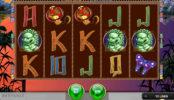 Online hrací automat Phoenix and Dragon