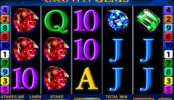 Hrací casino automat Crown Gems online