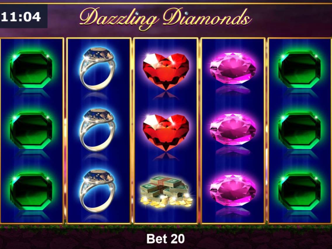 Dazzling Diamonds Online