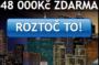 Získejte bonus 48 000 Kč s JackpotCity
