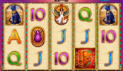 Automatová hra Pharaoh's Ring online