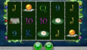 Zdarma casino automat Wild Frog online