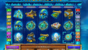Automat bez registrace Atlantis Dive zdarma